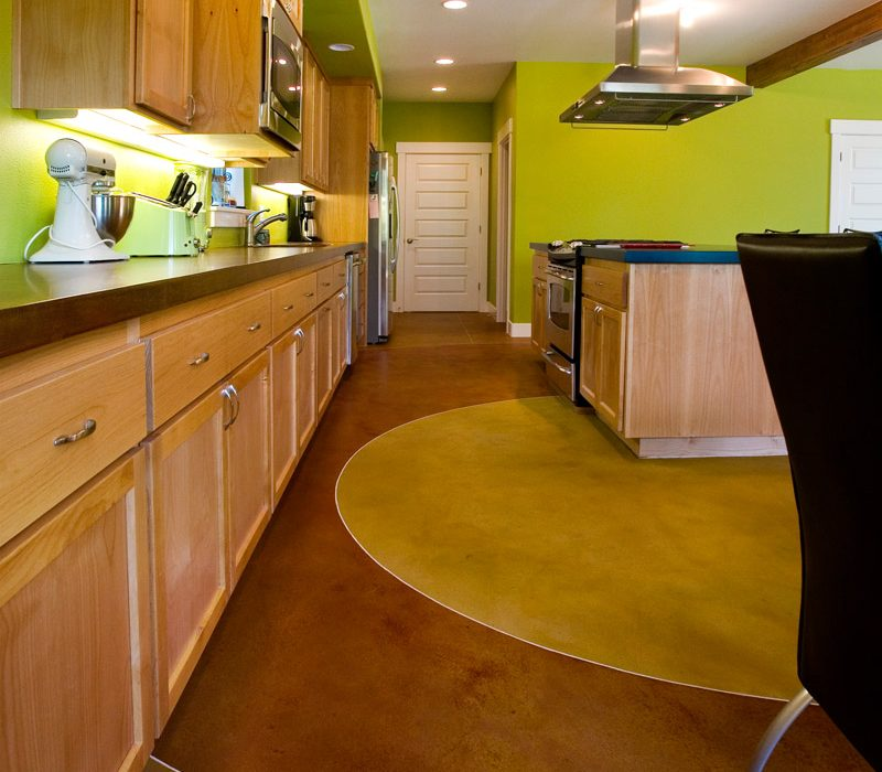 NatureCast Concrete Floors | Cement Elegance, Oregon
