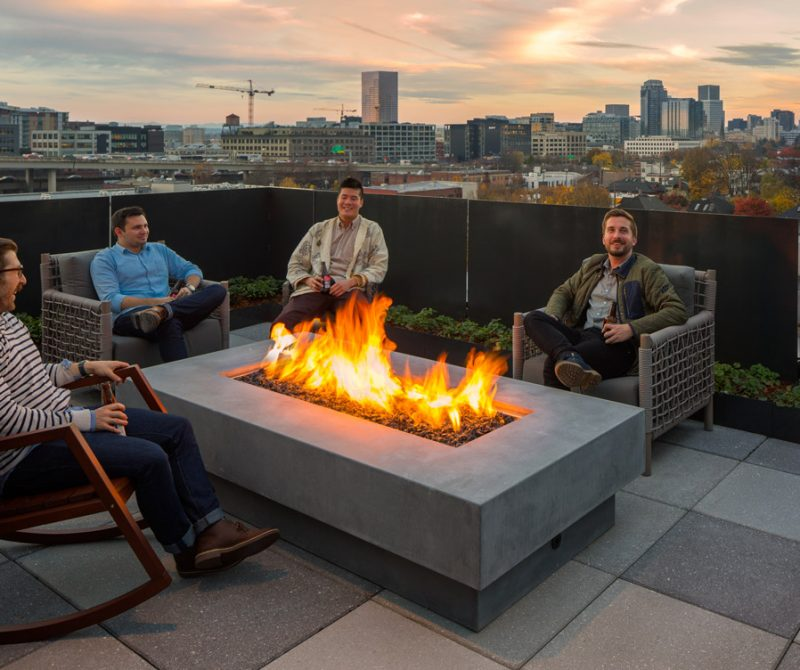 Muse-commercial-instalatio-firepit