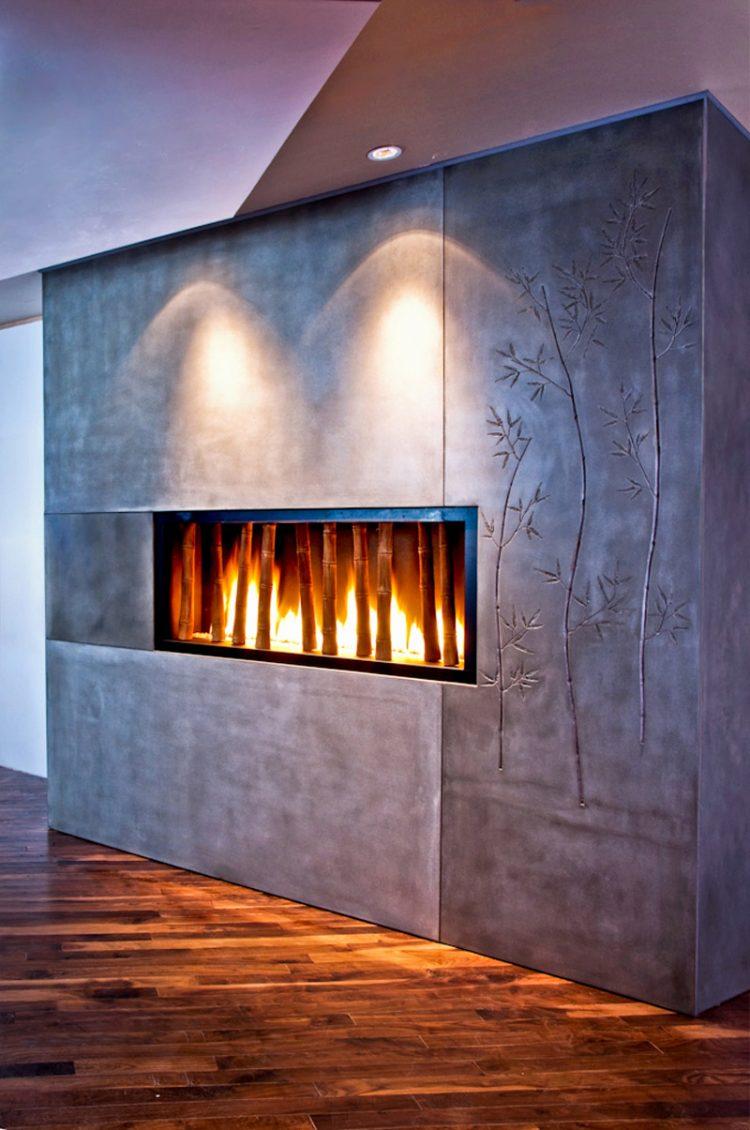 Naturecast Concrete Fireplaces Cement Elegance