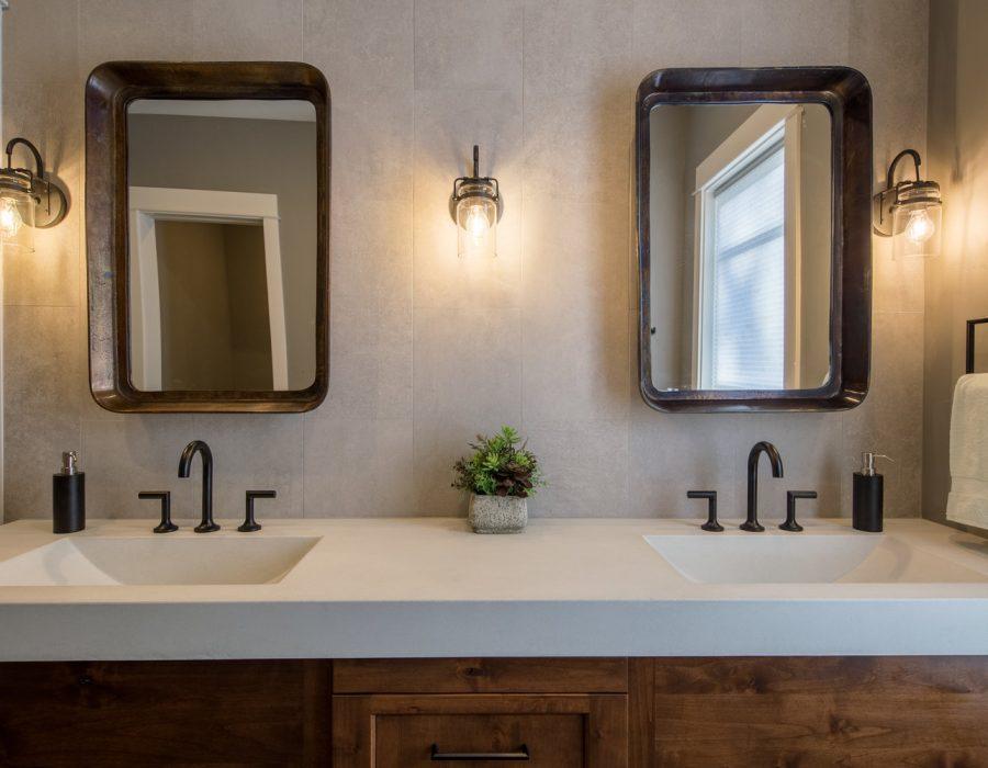 Concrete Sinks With Naturecast Cement Elegance