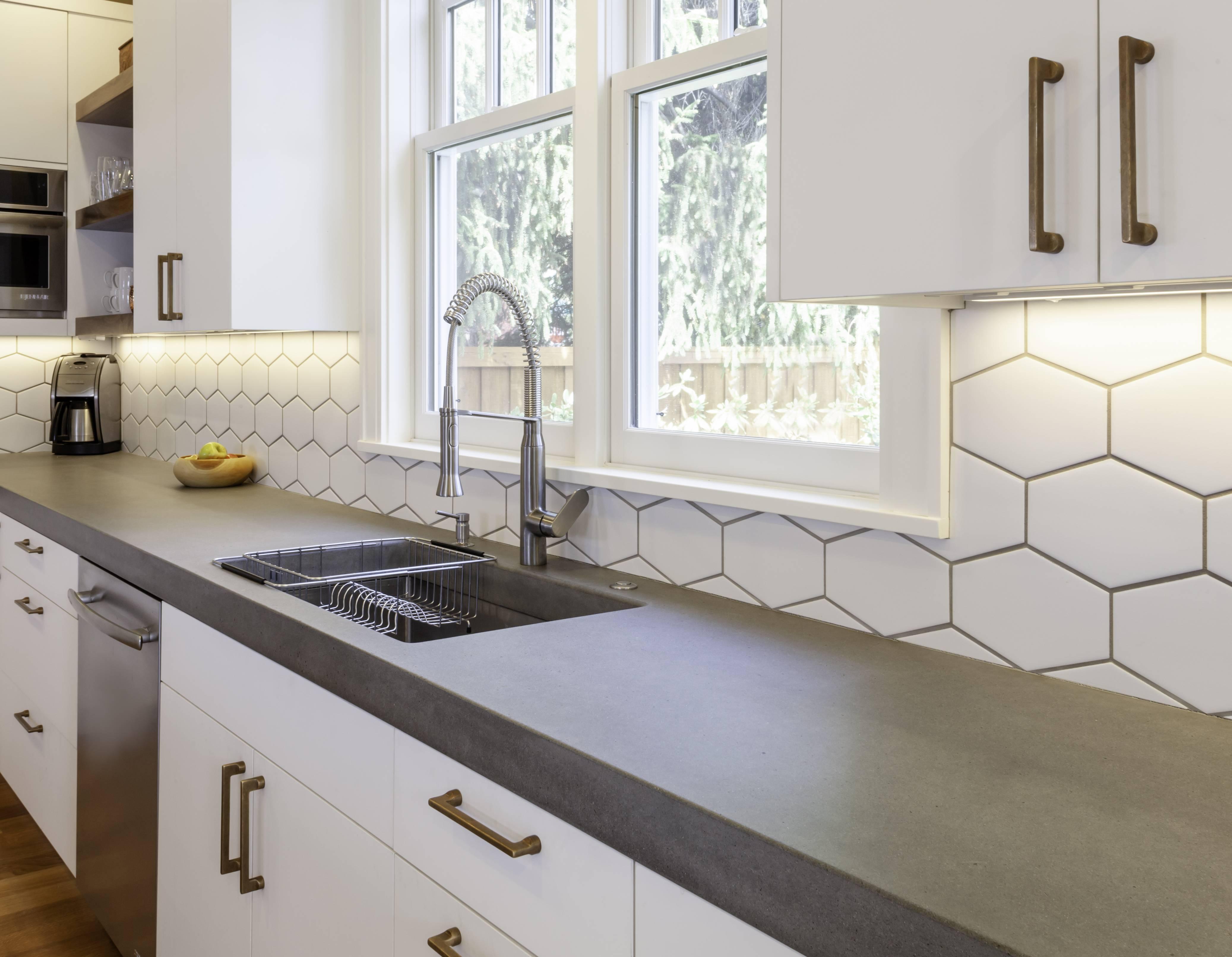 Concrete Countertops Cement Elegance Oregon