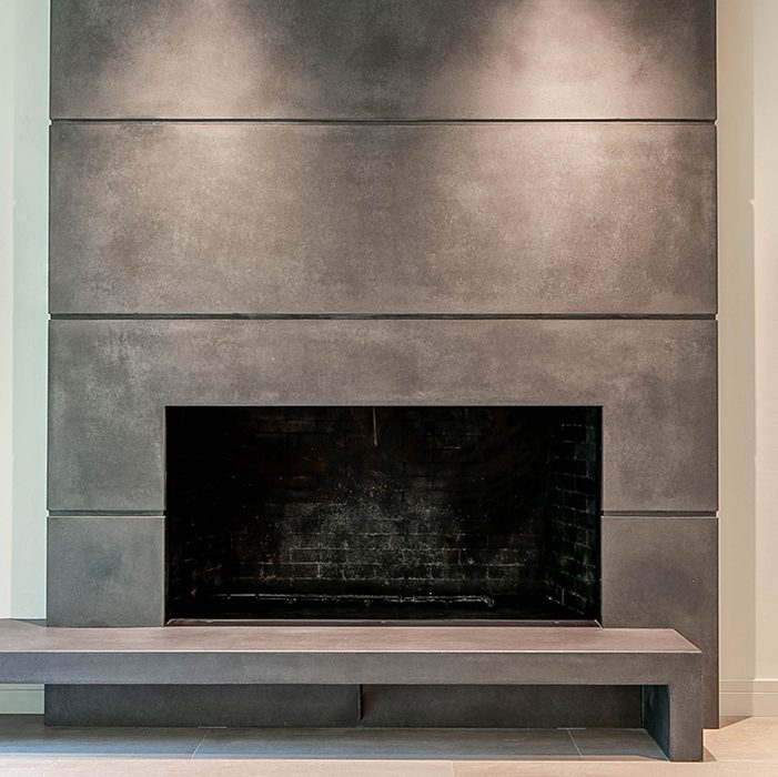 Miraculous Naturecast Concrete Fireplaces Cement Elegance Home Remodeling Inspirations Cosmcuboardxyz