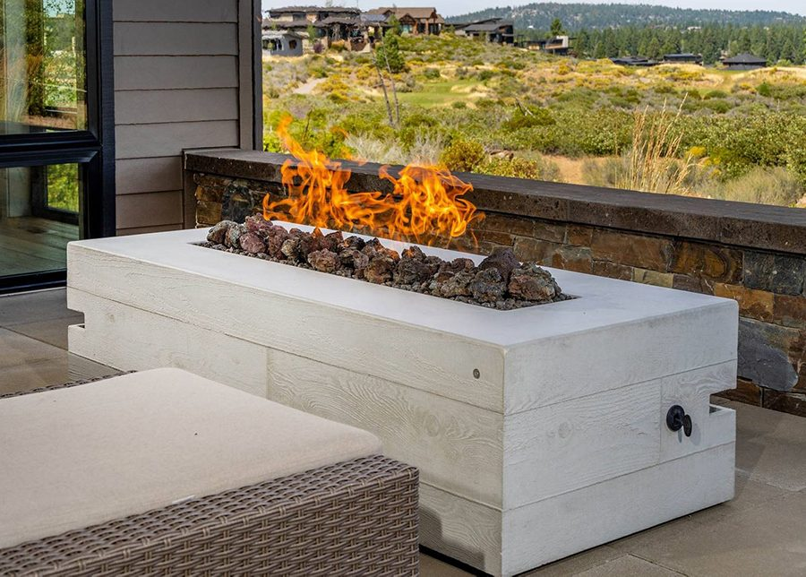Naturecast Concrete Outdoor Fire Pits Cement Elegance
